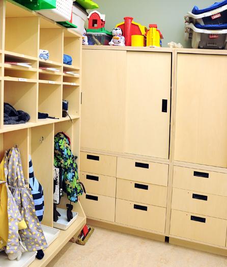 Mobilier de garderie 2